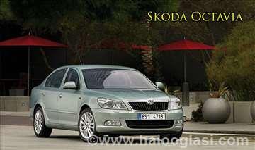 Skoda Octavia rent a car