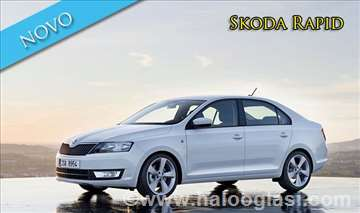 Škoda Rapid rent a car