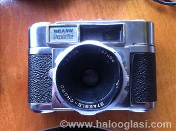 Braun Paxette fotoaparat
