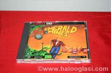 Emerald Mines igrice za Amigu CD-32