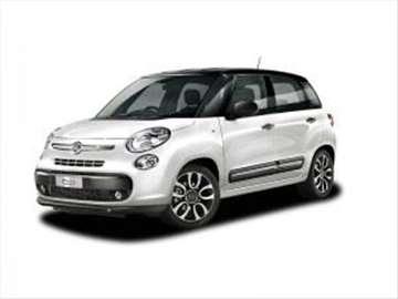 Fiat 500L rent a car