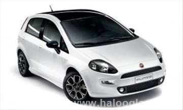 Fiat Punto MY13 rent a car