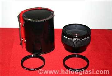 Tarcus, Semi fish-eye conversion lens series VII