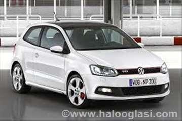 VW Polo rent a car