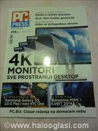 2 kom. PC Press br.210, 5. 2014. god.