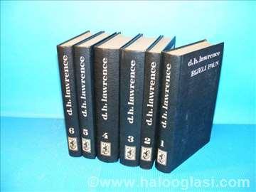 D.H.Lawrence odabrana dela svjetskih pisaca 1-6