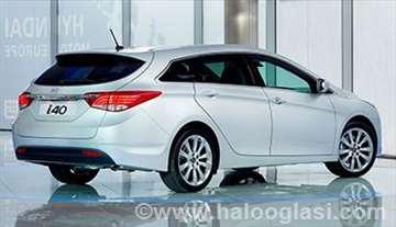 Hyundai i40 rent a car