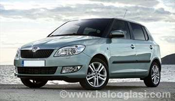 Škoda Fabia rent a car