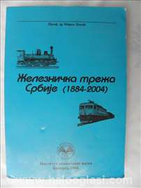 Železnička mreža Srbije (1884-2004)
