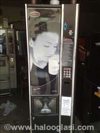 Profii vending automati za kafu i snek vetrine