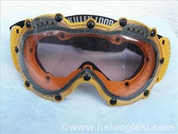 Ski naočare Killer loop, velike,duplo staklo