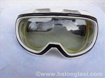 Ski naočare Okula Astro, sunđer popravljan
