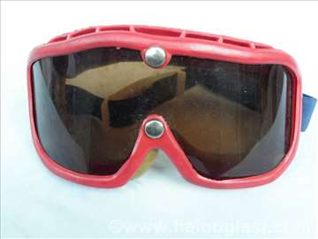 Ski naočare Okula dečje, staklo izgrebano