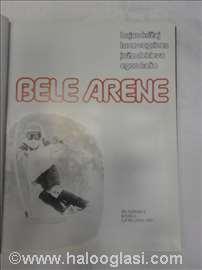 Bele arene, A 4 format, tvrdi povez, slovenački