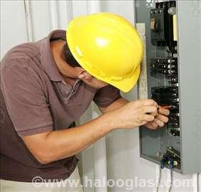 Električar hitne intervencije
