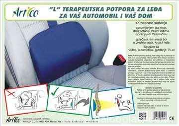 L terapeutska potpora za leđa