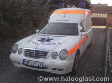 Sanitetski prevoz bolesnika