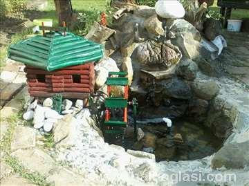 Vodenice za fontane