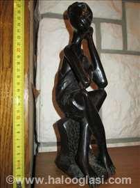 Drvena skulptura, ručni rad