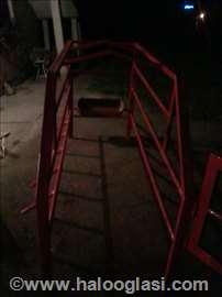 Prasilište, kavez za prasenje krmača
