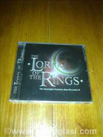The Lord Of The Rings - Muzika iz filma