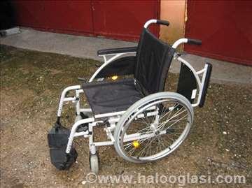 Invalidska kolica 60E, 100E, garancija 6 meseci