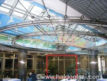 Lupus centar 20000eur 18m2 Moze Zamena