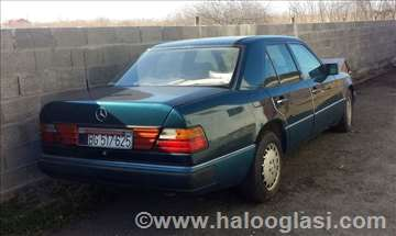 Mercedes-Benz  124 200 D