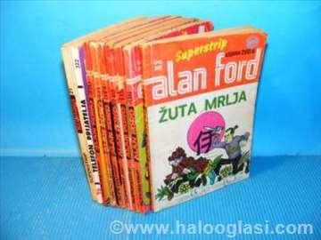 Alan Ford, Maxmagnus 9 brojeva