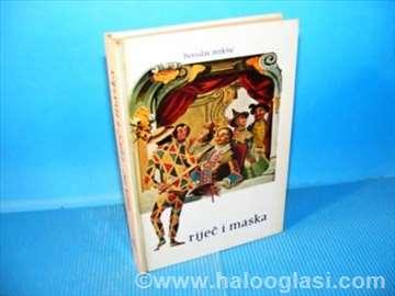 Riječ i maska- Pristup scenskoj umetnosti