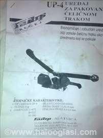 Uređaj za pakovanj čeličnom trakom UP-4