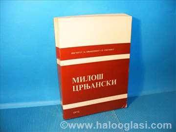 Književno delo Miloša Crnjanskog - Zbornik radova
