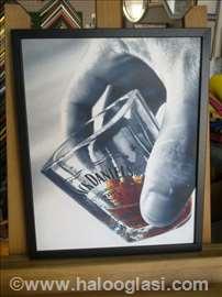 Jack Daniels 4 - uramljen poster