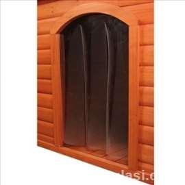 Plastična vrata za kućicu