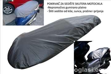 Pokrivac sedista za skuter motocikl S