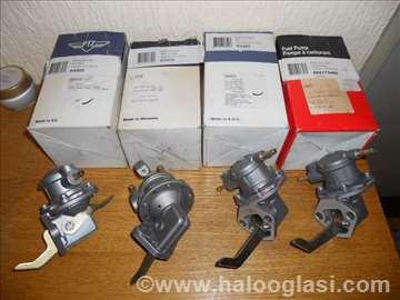 Benzinske pumpe za vise tipova vozila