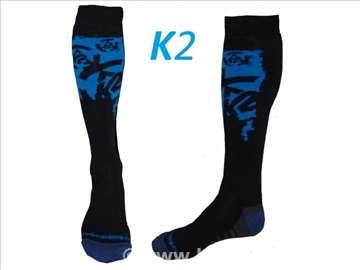 K2 ski čarape 3 para