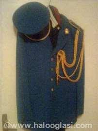 Gardijska uniforma JNA
