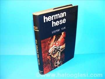 Stepski vuk, Herman Hese