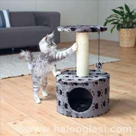 Grebalica kućica za mace Toledo