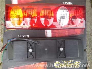 Kamionski stop 5 polja jaje