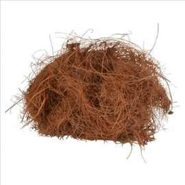 Kokosova trava za gnezdo
