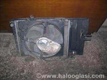 Lancija hladnjak ventilator klima