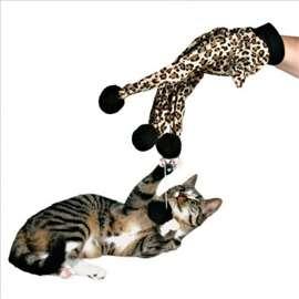 Leopard rukavica