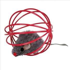 Miš u kavezu 6cm