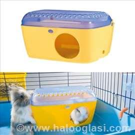 Plastična kućica za glodare