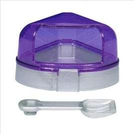 Plastični toalet za glodare
