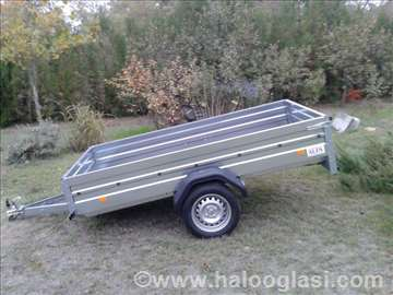 Auto prikolica- Alfa Ten 12013