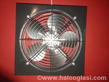 Ventilator  za ventilaciju  prostor