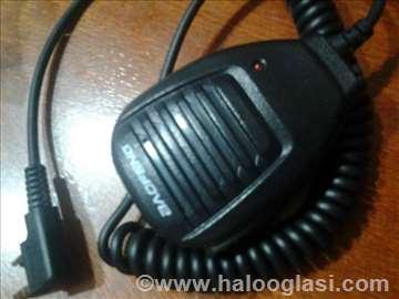 Mikrofoni za baofeng zonton radio stani